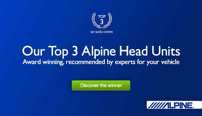 Award Winning Stereos from Alpine - Our Top 3 Alpine Haed Units