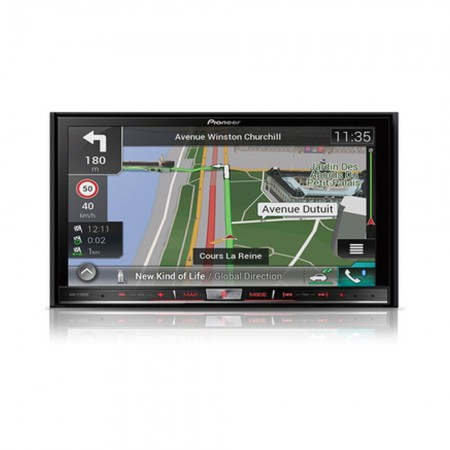 Pioneer AVIC-F70DAB Car Play, DAB, Multimedia