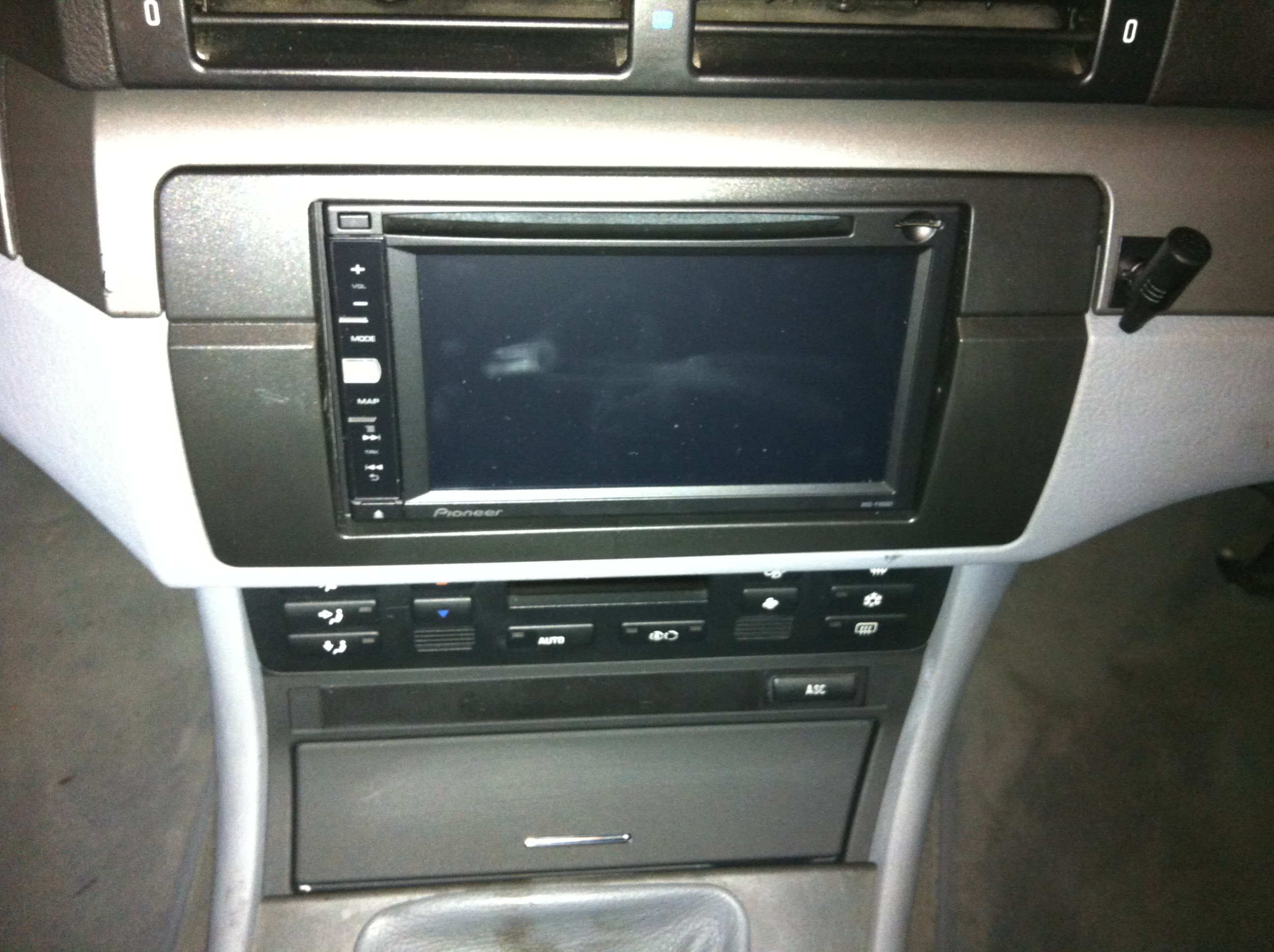 bmw e46 double din conversion at car audio centre tooting. Black Bedroom Furniture Sets. Home Design Ideas