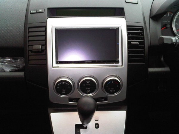 Kenwood Dnx 7260bt Installed In Mazda 5 By Car Audio