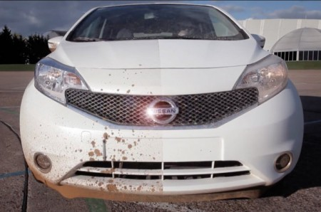 Nissan-Note-Self-Cleaning-Paint