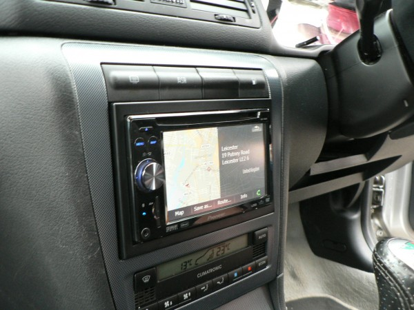 skoda octavia 2012 audio