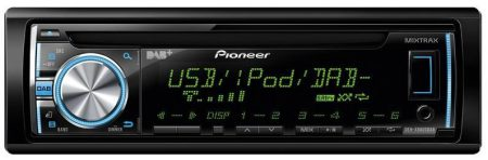 Pioneer DEH-X6600DAB Car CD DAB Stereo DAB Radio Android iPod iPhone Player