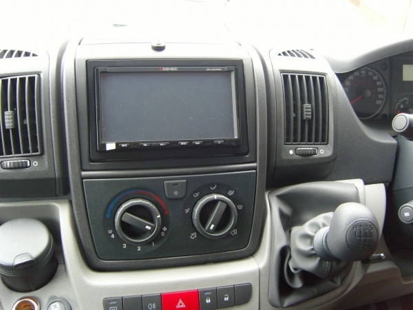 Pioneer double din car stereo with navigation and bluetooth 14