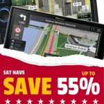 Sat Navs Satellite Navigation January Sale Car Audio Centre