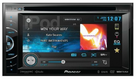 Double DIN Car Stereo System