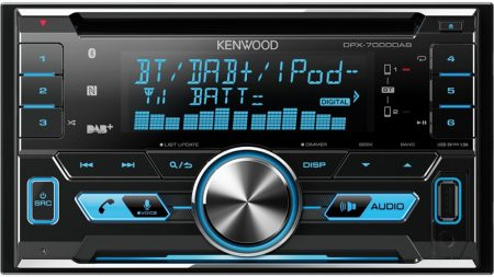 Tech Gifts Men Christmas 2016 Birthday Present Top 10 DAB Kenwood Radio