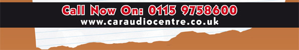 £4.99 Delivery on all Car Electronics orders this weekend at Car Audio Centre
