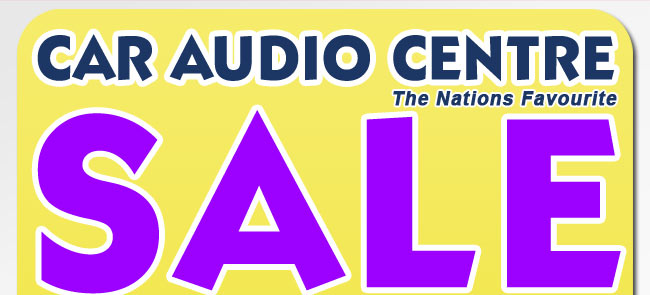 Car Audio Centre - Sale Best Deals on Car Electronics