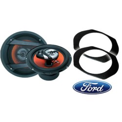 Juice JS63 Ford Focus Speaker Upgrade