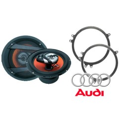 Juice JS63 Audi A4 Avant Speaker Upgrade
