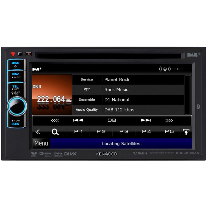KENWOOD Double DIN Radios 20- New DDX, DNX DPX