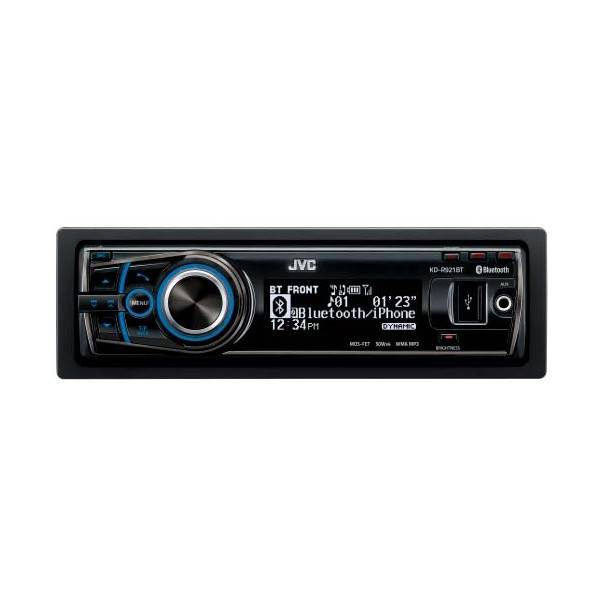 how to set time on jvc car cd player