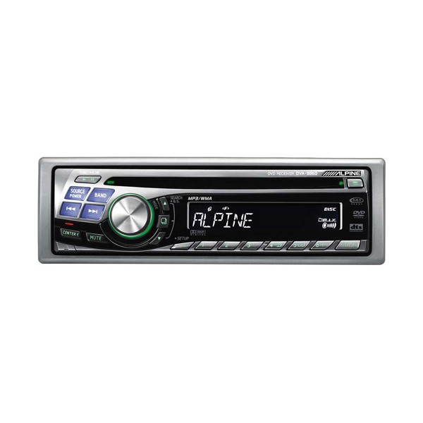 Universal IR Infrared Heads Compatible with Alpine Car DVD