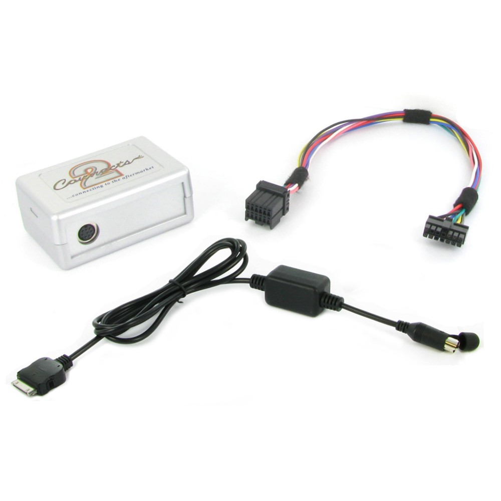 Connects2 Ford Fiesta / Escort / Mondeo / Focua / KA / Pluma / Galaxy iPod adapter - Car Audio Centre