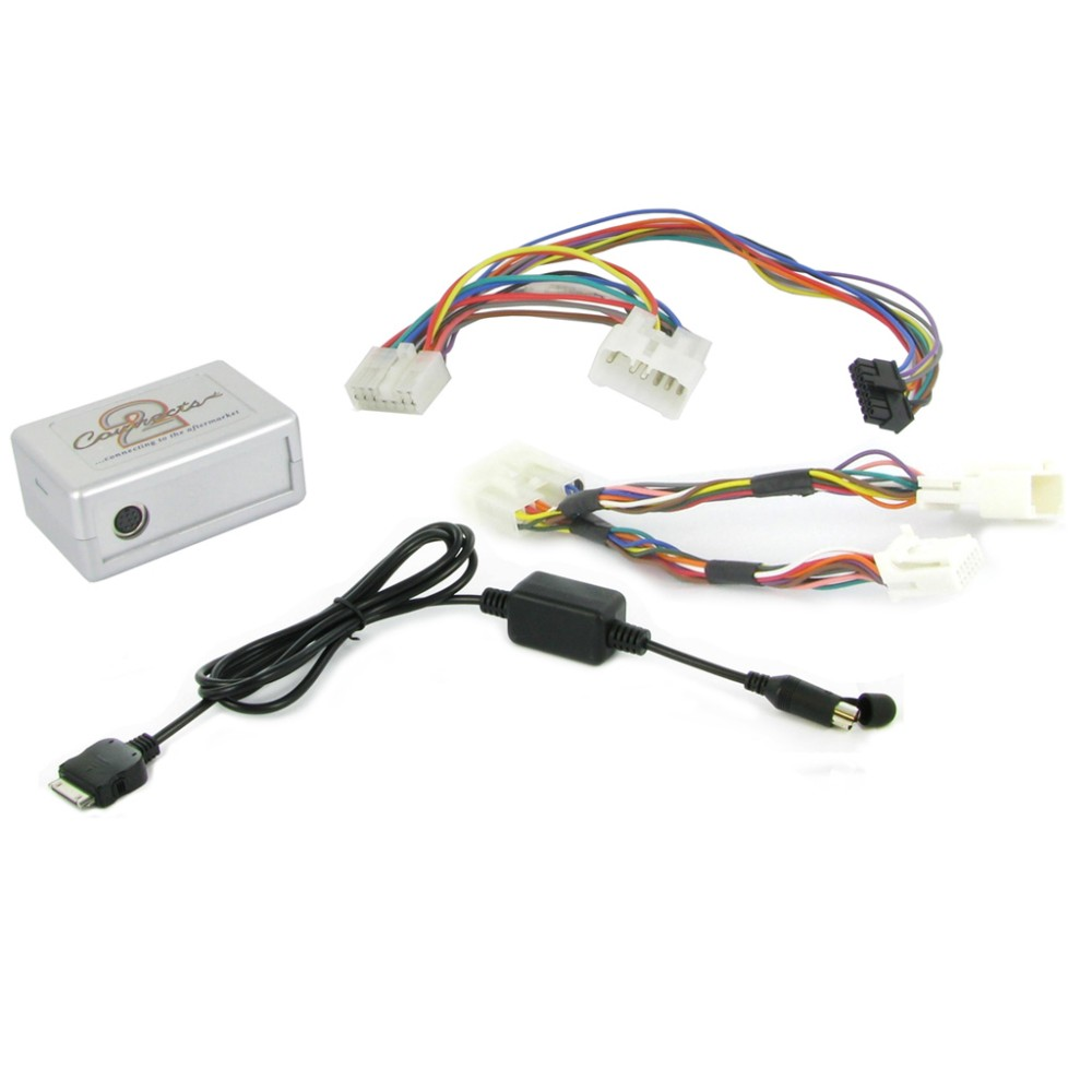 Connects2 Toyota Avensis / Corolla iPod Adapter - Car Audio Centre