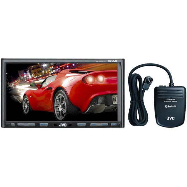 Jvc kw avx8bluetooth