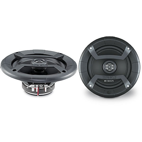 "Orion CO600 6.5"" 2-way speakers - Car Audio Centre"