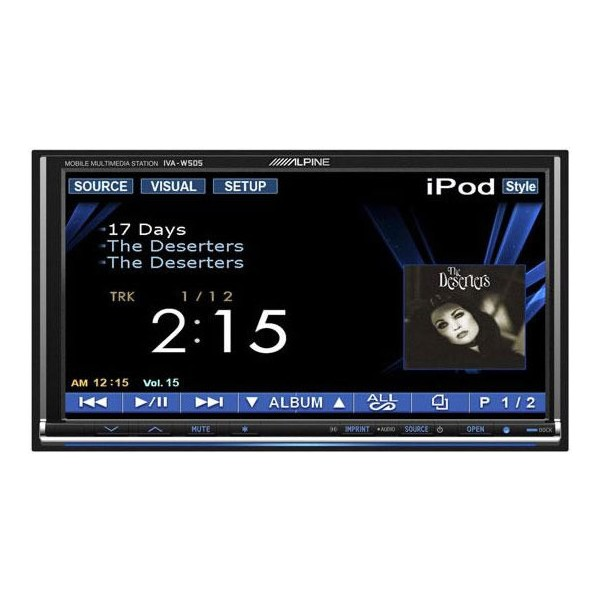 Alpine Double Din Car Stereo | 2017 - 2018 Best Cars Reviews