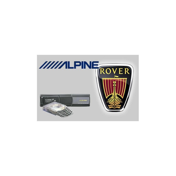 Alpine Rover CD Changer Kit - 75 (pre-wired) - Car Audio Centre