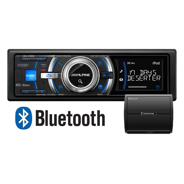 Bluetooth Wireless Technology Solutions - Alpine