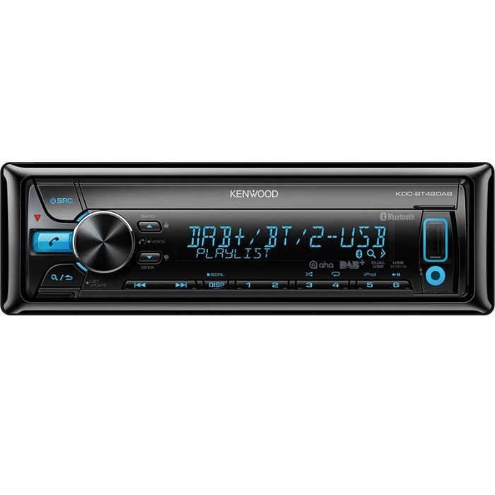 Built in bluetooth car stereo