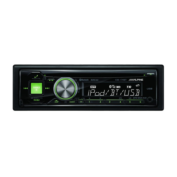 Bluetooth alpine car stereo
