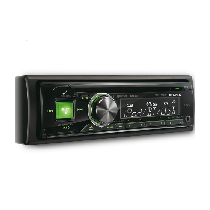Car stereo bluetooth cd