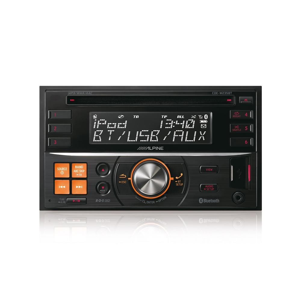 Car Stereos Radios Head Units amp InDash Receivers