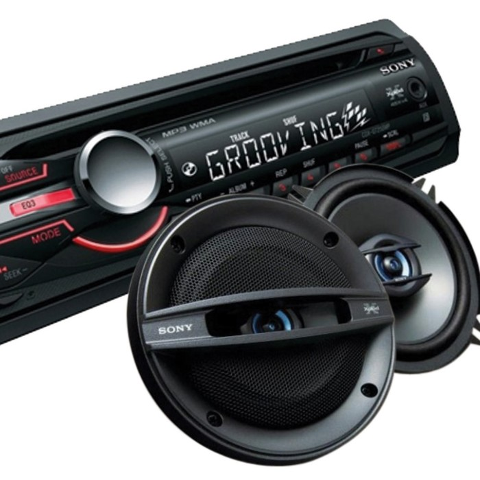 Jvc car stereo with front aux and usb 4