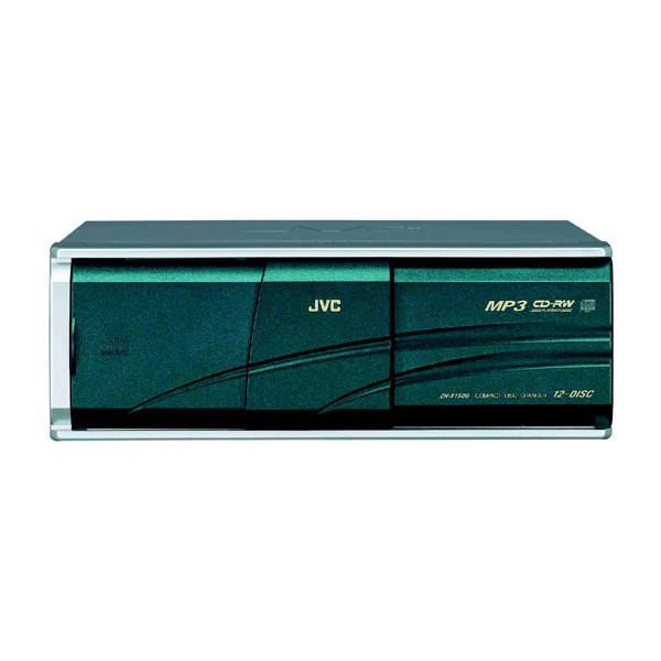 JVC    CH      X1500    12    disc       CD       changer    for JVC car stereos     CH      X1500    from JV