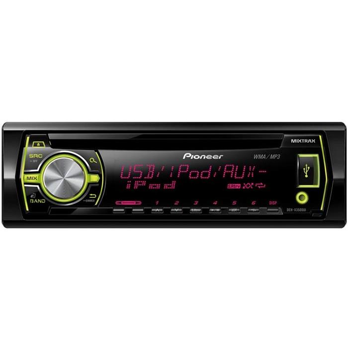 Cobra Kit Car Price >> Pioneer Car Stereo with USB and Aux, works with ipod and Smartphones