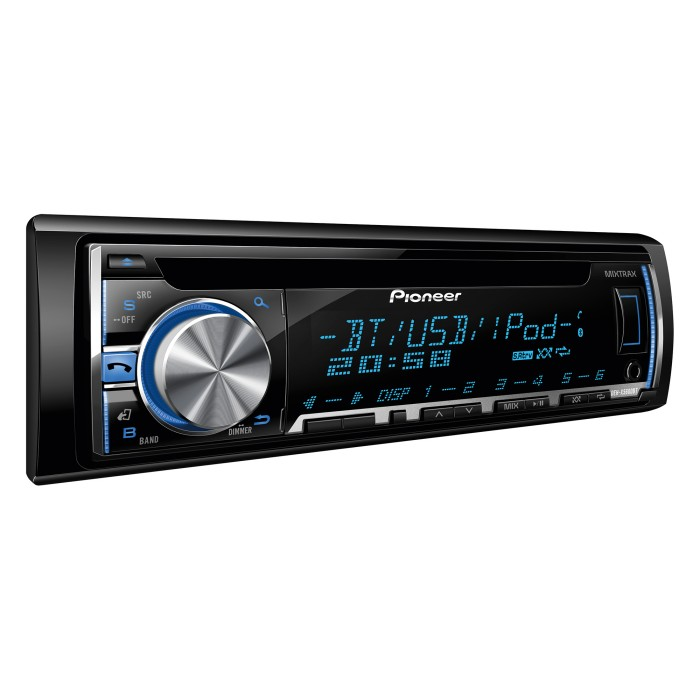 Dehx Bt on Kenwood Car Stereo Product