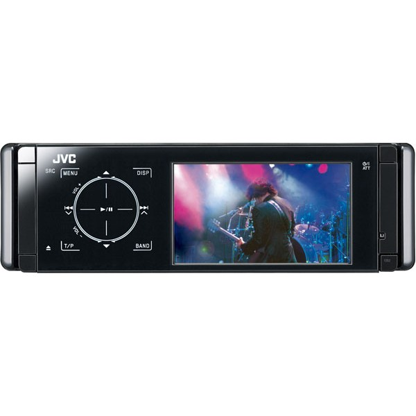 JVC KD-AVX20 DVD 3.5 inch TFT sceen car stereo. USB port - Car Audio Centre