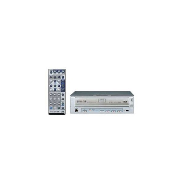 Jvc in dash dvd player