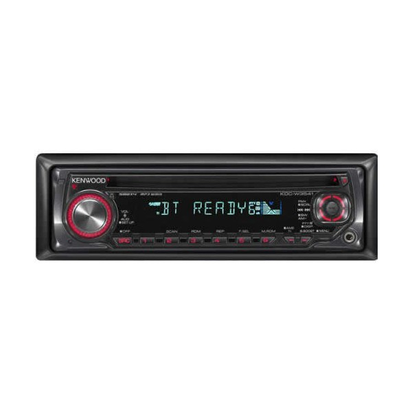 Kenwood Kdc-w3541a Cd  Mp3 Player With Aux-in