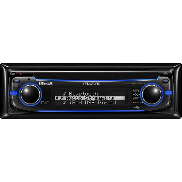 6month Old Kenwood Cd Player With Built In Bluetooth