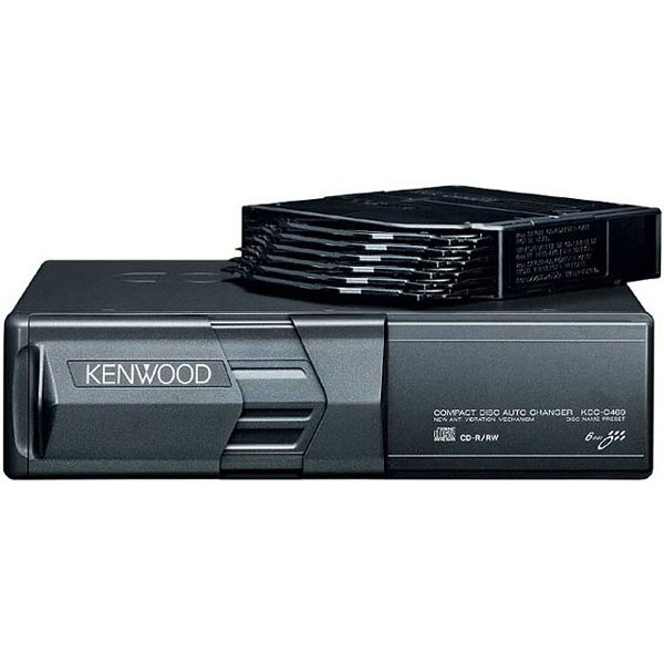 kenwood kdc c469 6 disc cd changer kdc c469 from kenwood. Black Bedroom Furniture Sets. Home Design Ideas