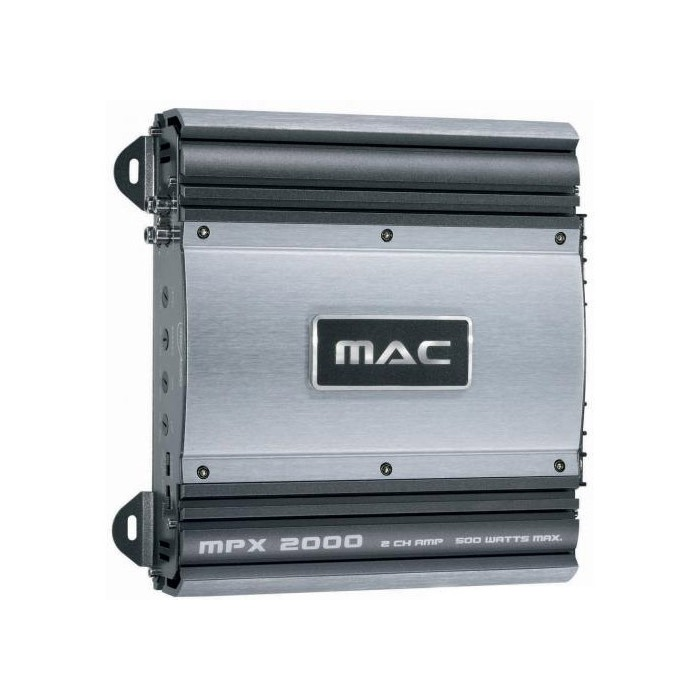 mac audio mpx 2000 power amplifier. Black Bedroom Furniture Sets. Home Design Ideas