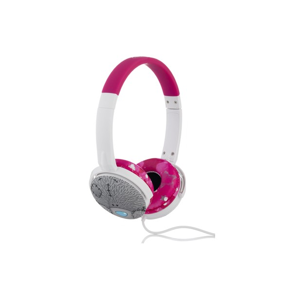 Hot pink earbuds - dreamGEAR GRX-670 - headset Overview