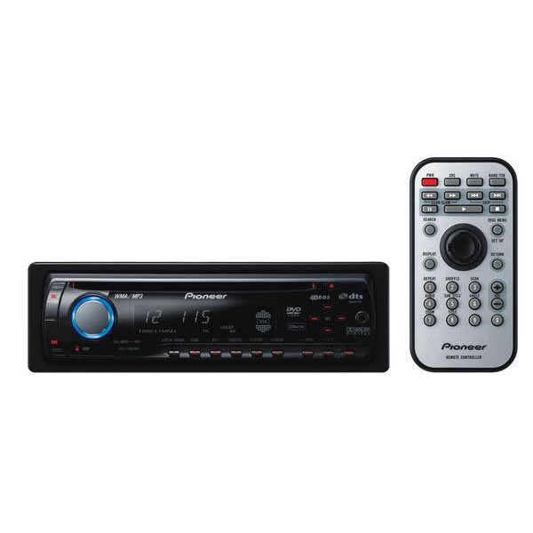 Pioneer DVH-3900MP DVD / MP3 Player