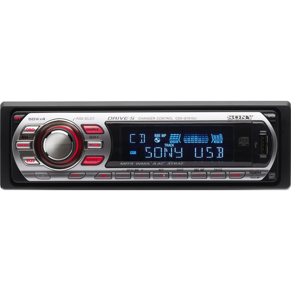 Sony xplod bluetooth car stereo manual 7