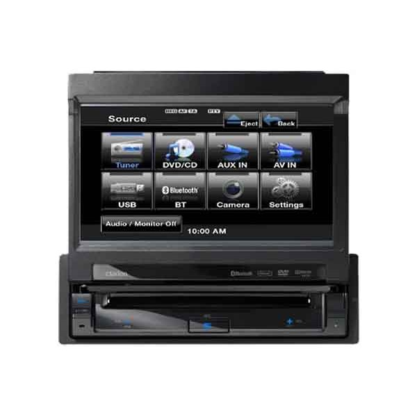 Vz401e Multimedia 6 2 Quot Monitor System Bluetooth And Audio