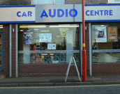 Car Audio Centre Birmingham