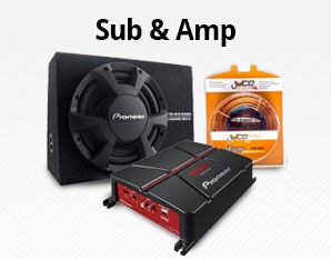 subwoofers and amplifier packages