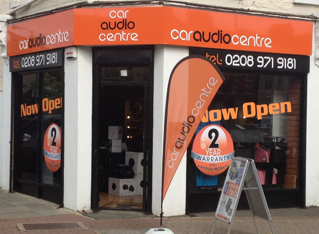 Car Audio Centre Tooting
