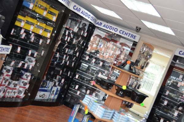 Car Audio Centre nottingham 1