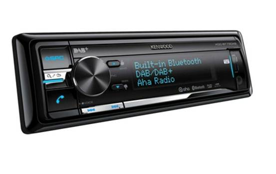 Kenwood  KDC-BT73DAB DAB Car stereo with built in DAB Tuner and Bluetooth USB/AUX Input