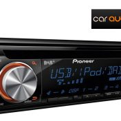 Car CD DAB Stereo DAB+ Pioneer DEH-X6600DAB Radio Android iPod iPhone Player