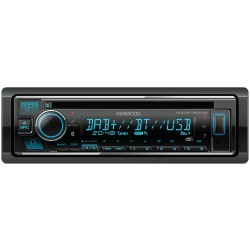 Kenwood Car Audio KDC-BT740DAB